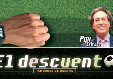 """PIPI ESTRADA:  """"TAMBORES DE GUERRA"""""""