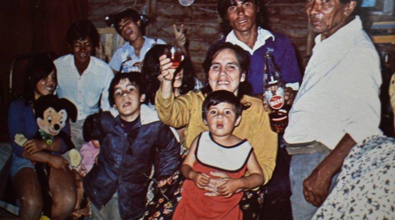 LEONTINA, A SUS 54 AÑOS, MADRE DE 45 HIJOS…