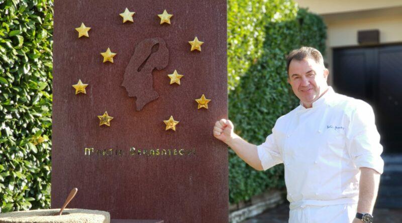 MARTÍN BERASATEGUI Un artista gastronómico ¡con 10 estrellas Michelin!