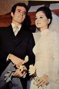 Julio Iglesias e Isabel Preysler