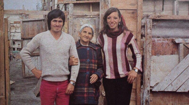 UN AMOR DE 'GUINESS' ELLA TIENE 90 AÑOS, ÉL 26 Y SON MARIDO Y MUJER…